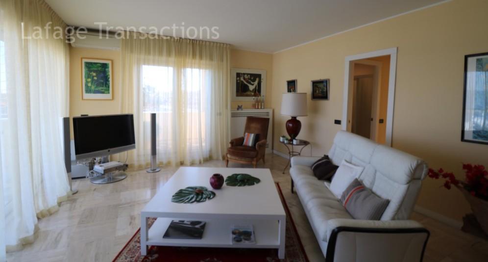Beaulieu sur mer appartement penthouse en centre ville location saisonniere 150 m lafage for Prestige immobilier location