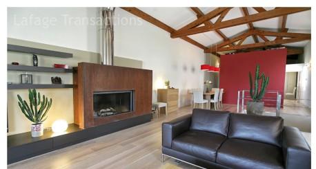 Saint jean cap ferrat appartement 4 pieces en duplex de 160 m terrasse lafage transactions for Prestige immobilier location