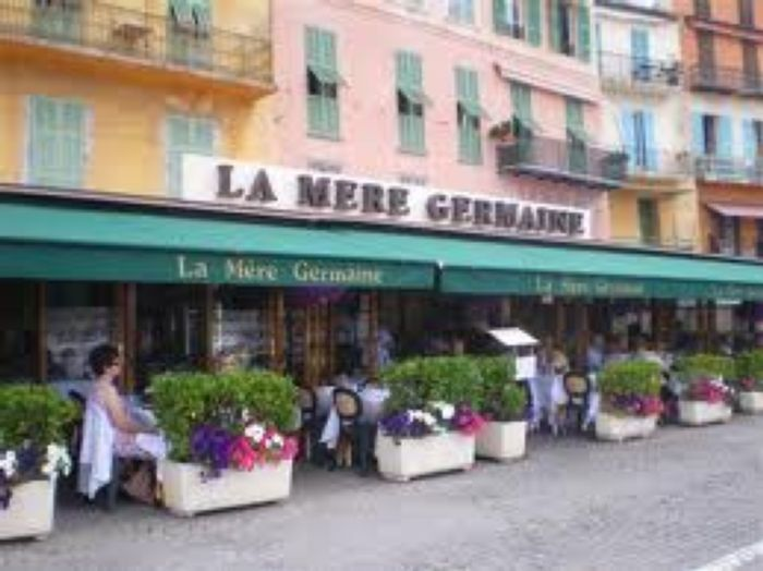 Restaurant La Mere Germaine Nice