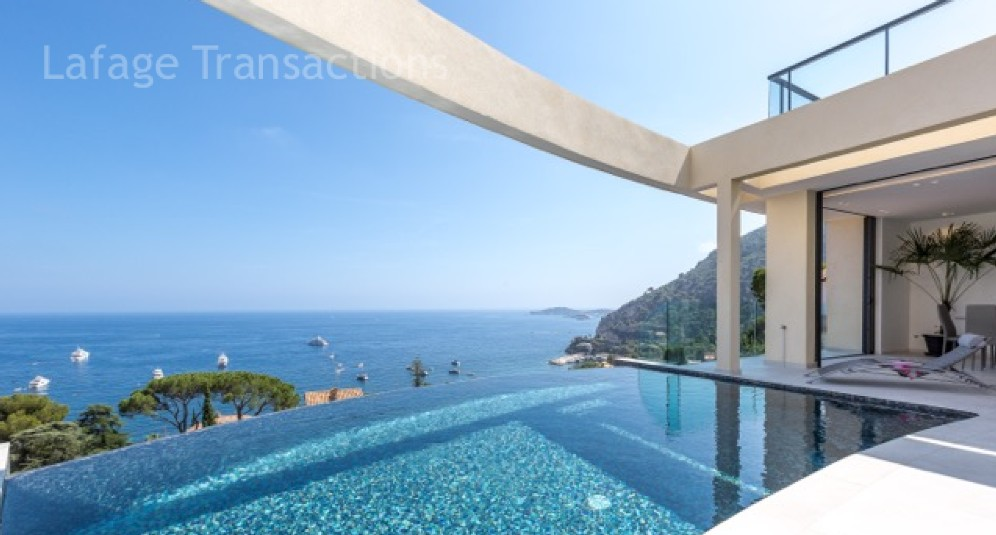 EZE - BEAUTIFUL FURNISHED VILLA WITH 180° SEA VIEW FRENCH RIVIERA ...