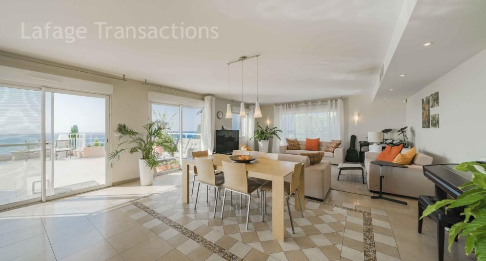 nice ouest 7 pieces a vendre de 173m2 terrasse de 140m2 avec vue panoramique cave et. Black Bedroom Furniture Sets. Home Design Ideas