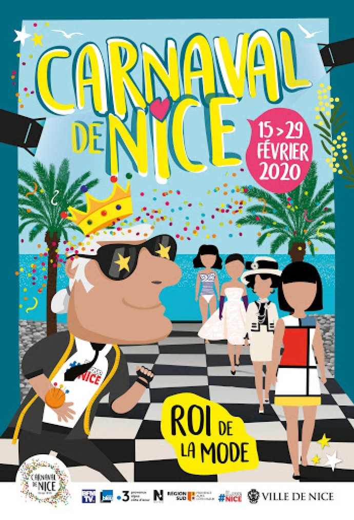 THE CARNIVAL OF NICE IS BACK!